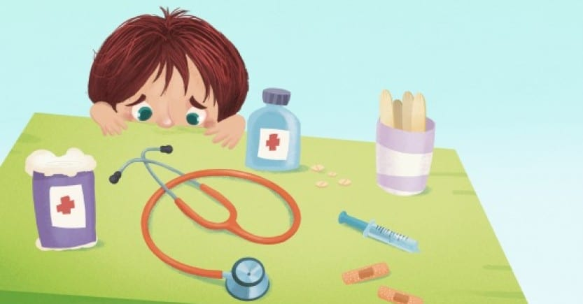 Preparing Kids on the Autism Spectrum for Medical Procedures