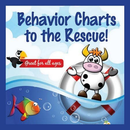 Behavior Chart Book