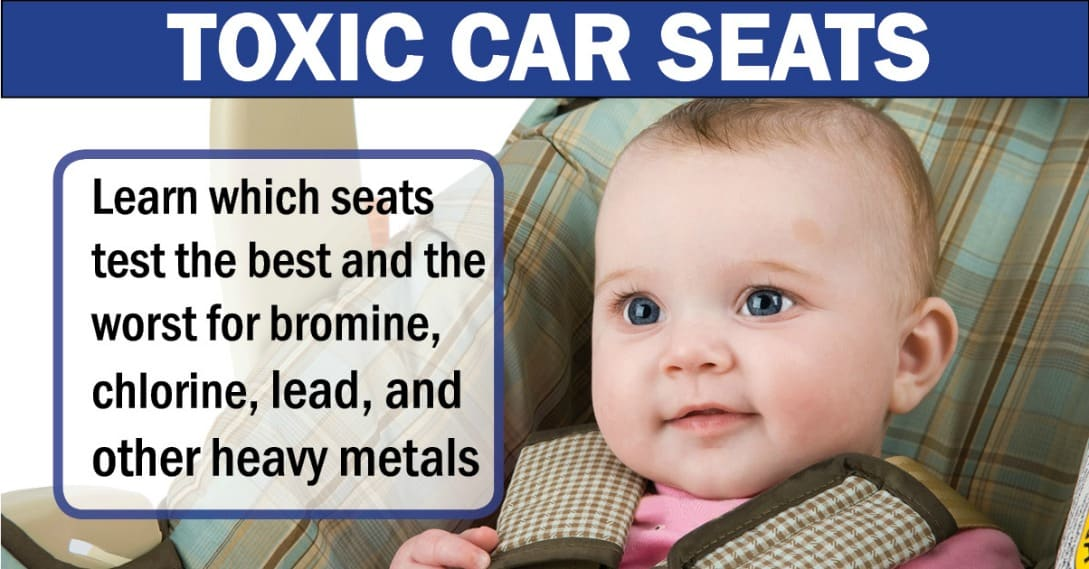 toxic car seats the best and the worst