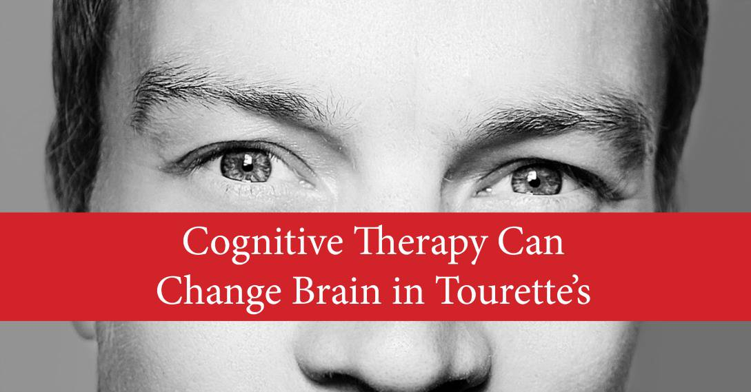 cognitive therapy can change brain in tourette's