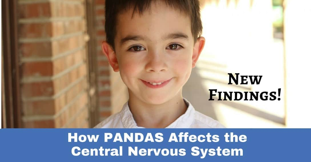 New Findings How PANDAS Affects the Central Nervous System