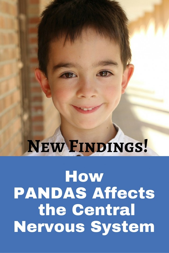 New Findings How PANDAS Affects the Central Nervous System pinterest