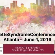 Atlanta Tourette Syndrome Conference