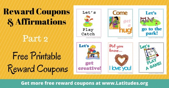 Reward Coupons Affirmations Part 2 WordPress