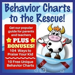 Behavior Charts Book Ad