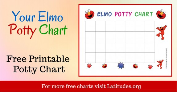 Your Elmo Potty Chart WordPress