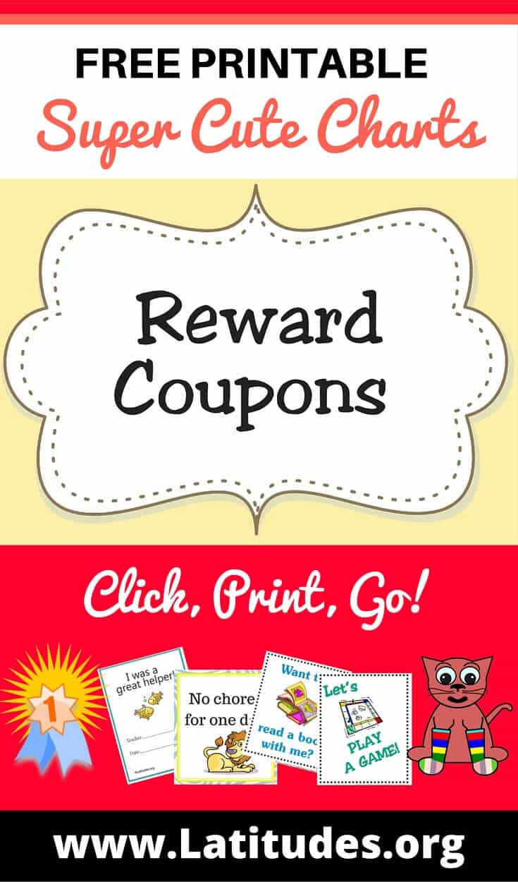 Reward Coupons Pinterest