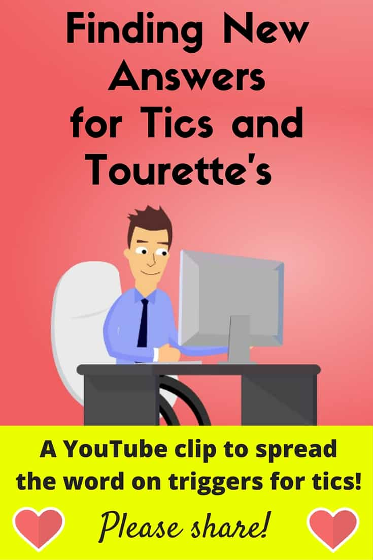 Finding new answers for tics and tourette syndrome
