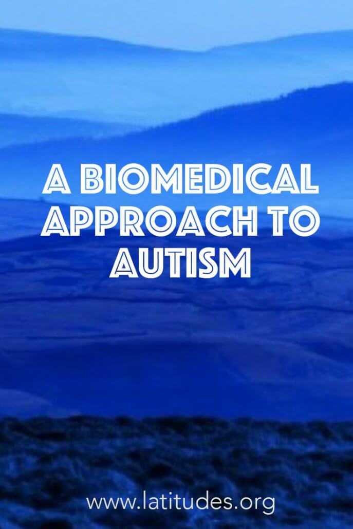 Dr. Sidney Baker A Biomedical Approach to Autism