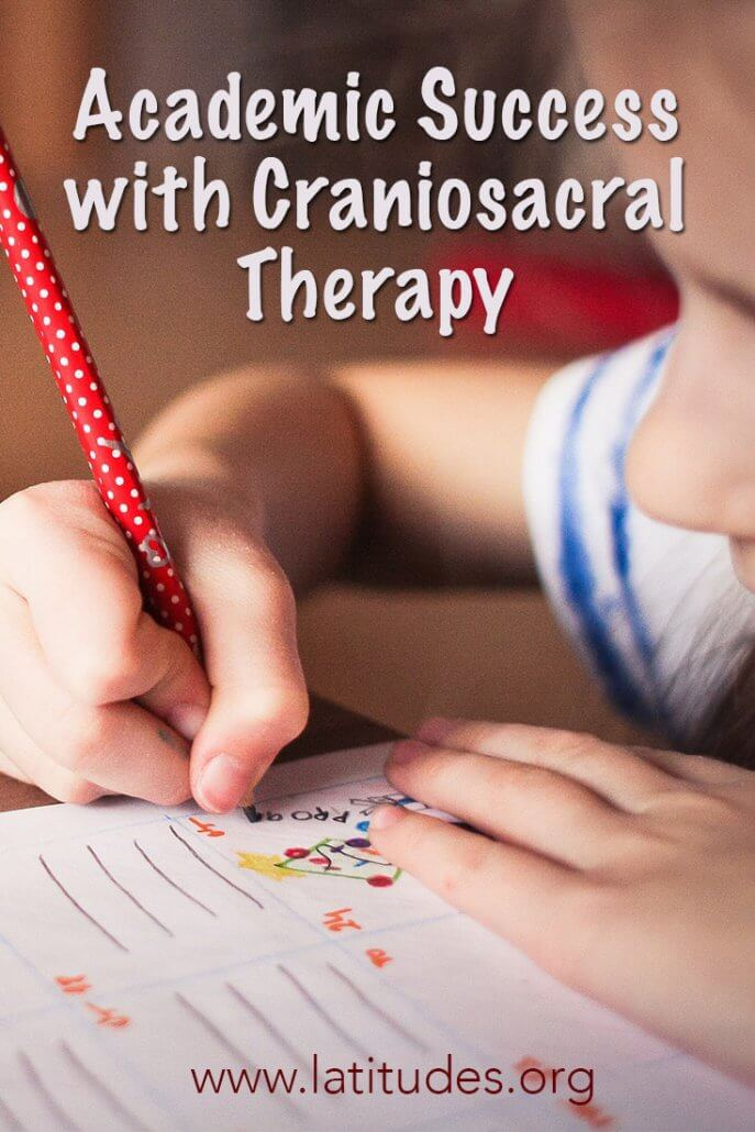 Academic Success with Craniosacral Therapy Pinterest