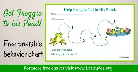 Free Printable Behavior Charts For Teachers & Students (Pre-K