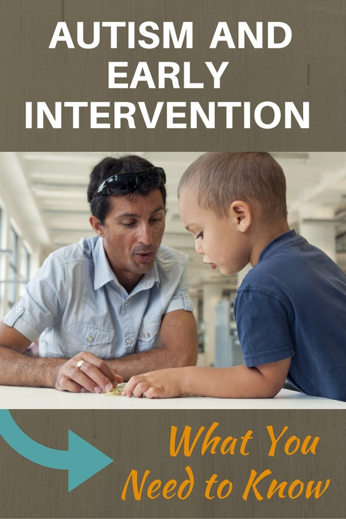Autism and early intervention what you need to know pinterest