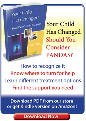 Helpful eBook - PANDAS, PANS, PITAND, OCD Child
