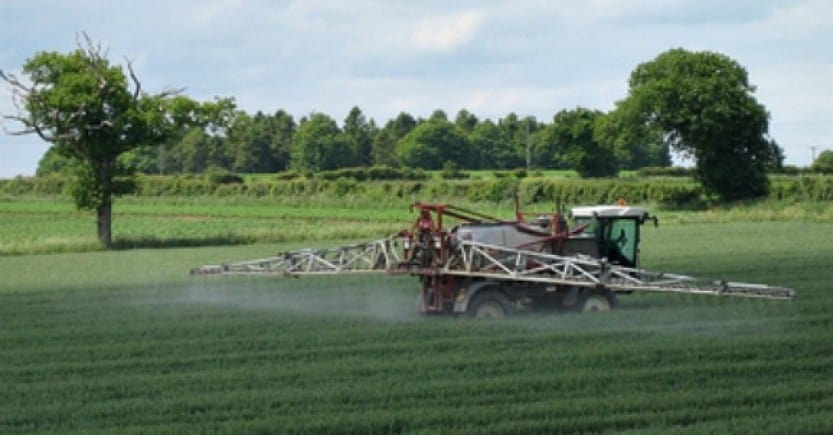 field spray 578