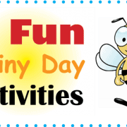 5 Fun Rainy Day Activities for Kids