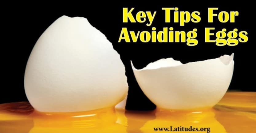 Key Tips for Avoiding Eggs