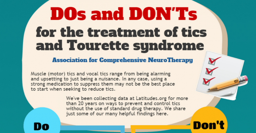 Natural Remedies Tourettes Alternative