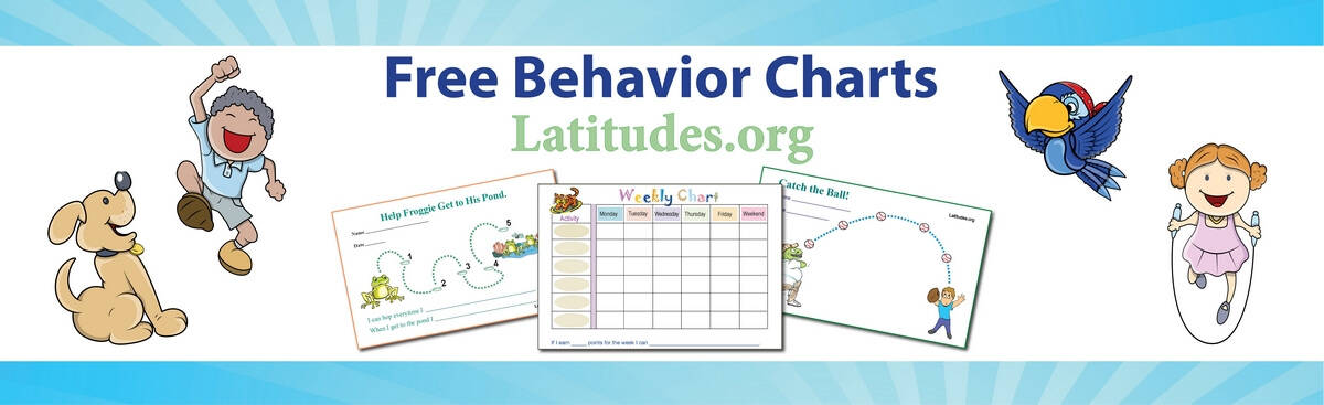 photograph relating to Free Printable Behavior Charts identify Totally free Printable Habits Charts for Residence and University - eUni