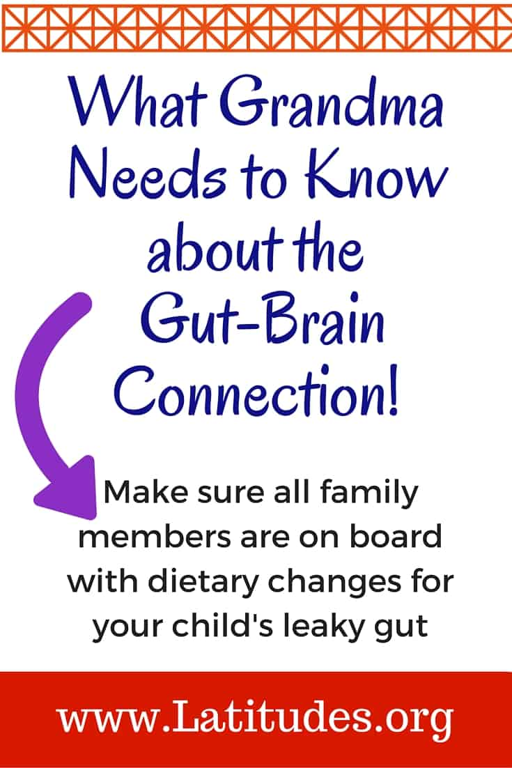 What Grandma Needs to Know About the Gut Brain Connection