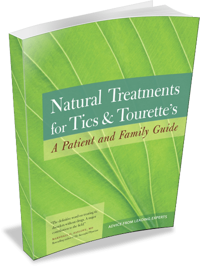 tourettes natural treatments