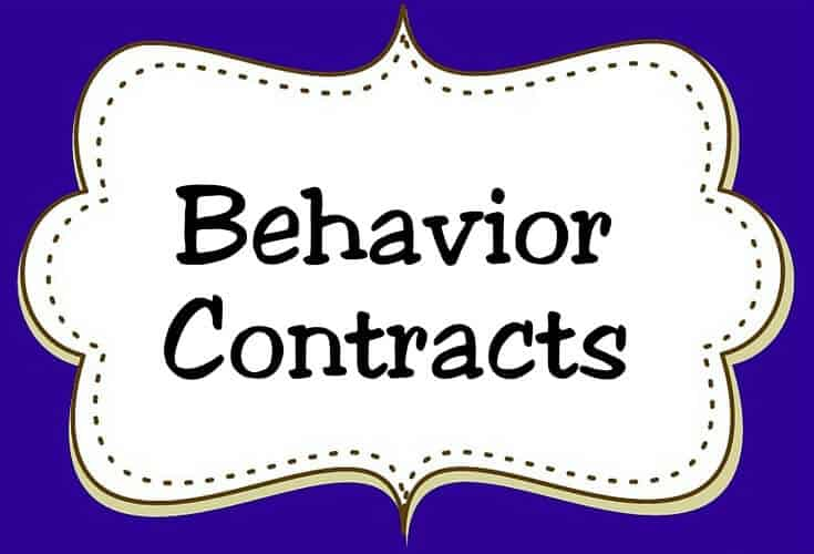 Behavior Contracts icon