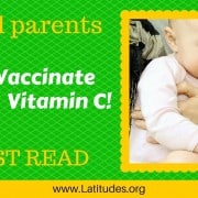 Don't Vaccinate without Vitamin C