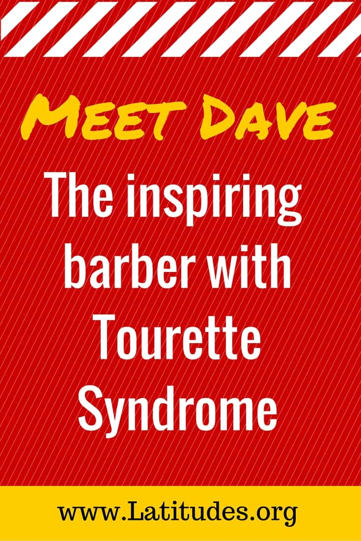 The Inspiring Barber with Tourette Syndrome
