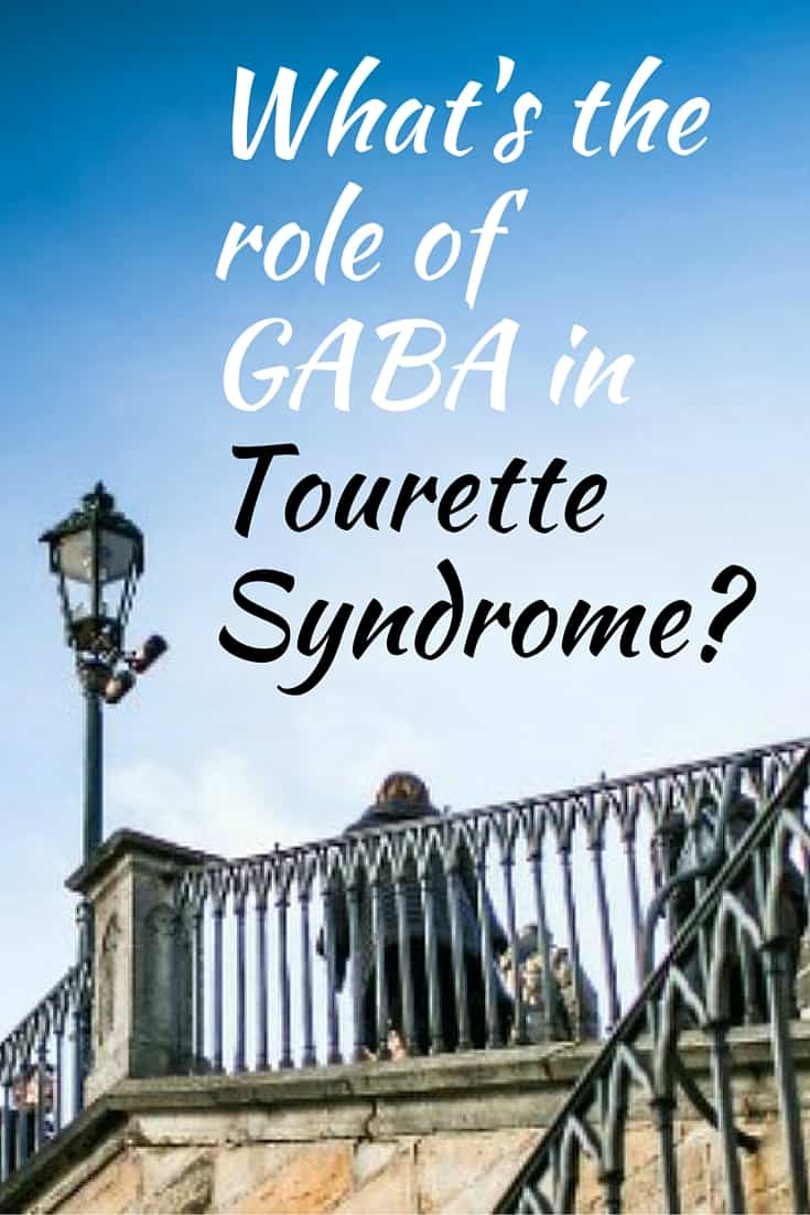 Whats the role of GABA in Tourette syndrome