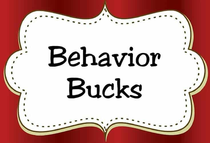 Behavior Bucks icon