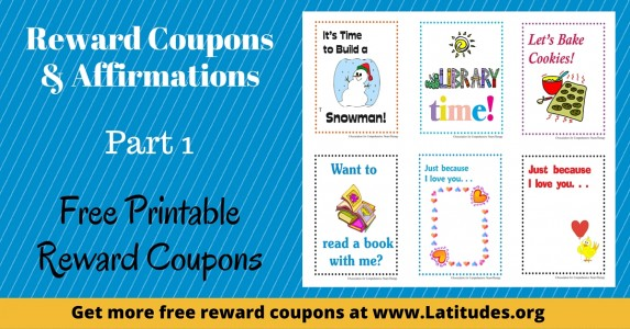 Reward Coupons Affirmations Part 1 WordPress