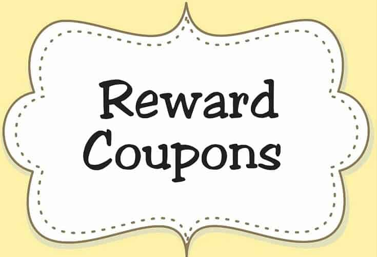 Reward Coupons Icon