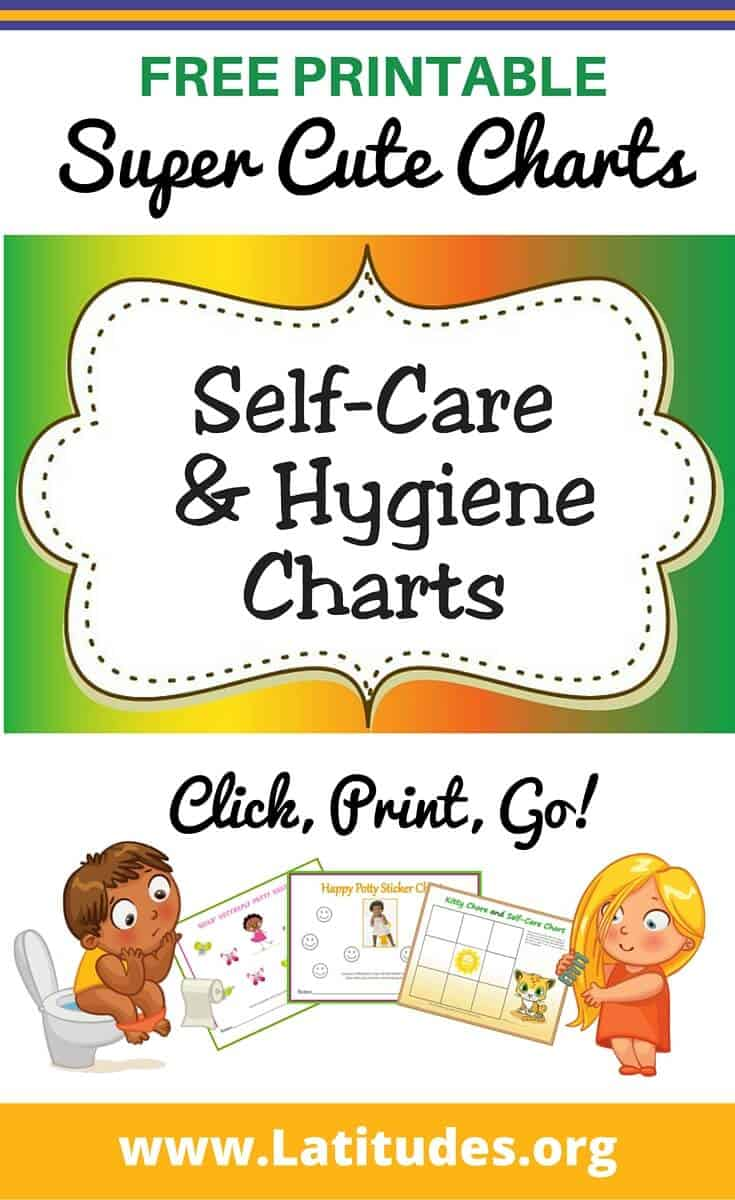 photograph about Children's Eye Chart Printable identify Cost-free Printable Self-Treatment Cleanliness Charts for Little ones ACN