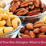 Peanut and Tree Nut Allergies_ What to Know and Do