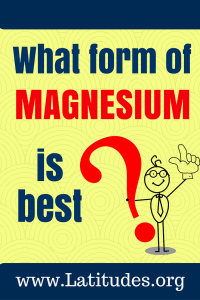 what form of magnesium is best