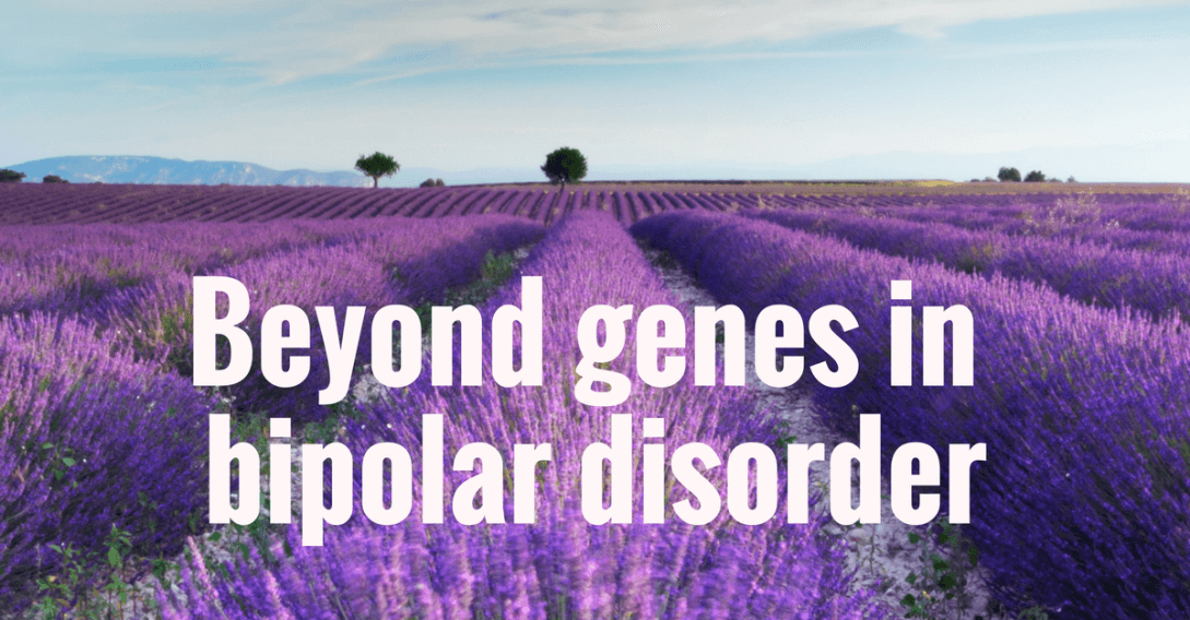 beyond genes in bipolar disorder