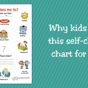 Why Kids Like this Self Check Chart for Tics 2