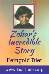 zohars incredible story
