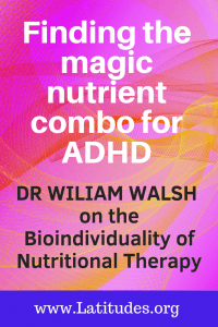 magic nutrient combo adhd