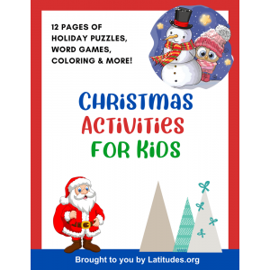 Christmas Activities Packet (12 Pages)